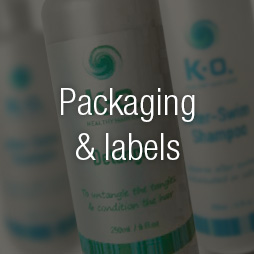 Packaging and label graphic design west auckland swanson