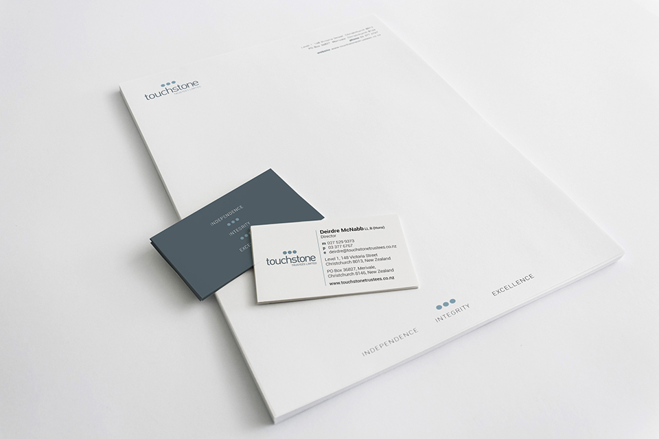 Business Cards & Stationery gallery - Fifty Two Limited